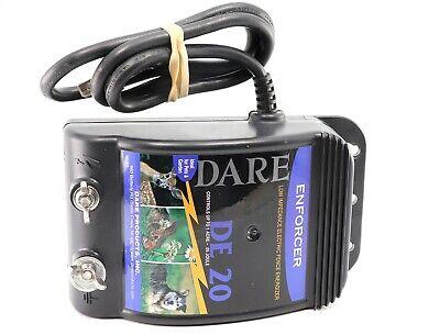 Dare Enforcer 1-Acre Electric Fence Charger DE20-1 Each