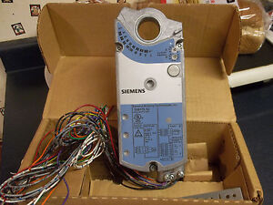 Siemens-GIB175-1U-OpenAir-Actuator-New-In-Original-Box