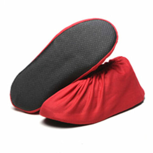 Home Washable Reusable Shoe Covers Outdoor Non-slip Protector Shoes Cover Cloth