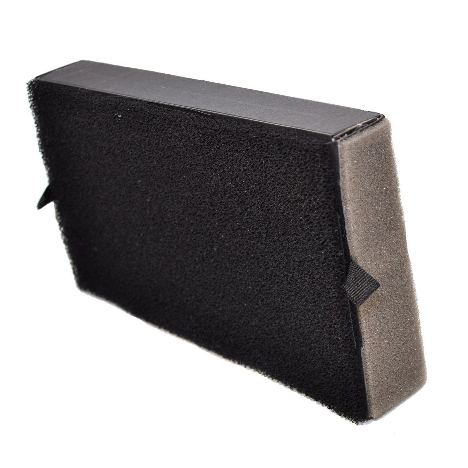 HQRP Filter E 4x Carbon Filter for GermGuardian AC4100 AC4150 FLT4100 FLT11CB4