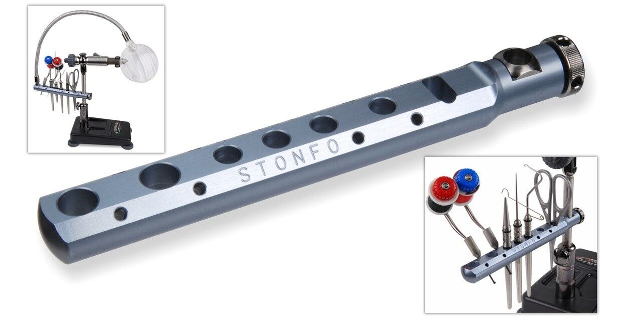 Stonfo Fly Tying  Vise Tool Bar  high quality