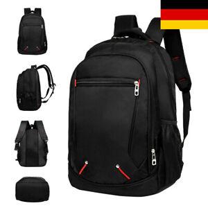 Herren-Damen-Rucksack-Sport-Reisen-Wandern-Arbeit-Freizeit-Schulrucksack-Tasche