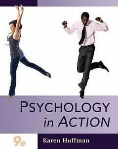 psychology in action 12th edition book