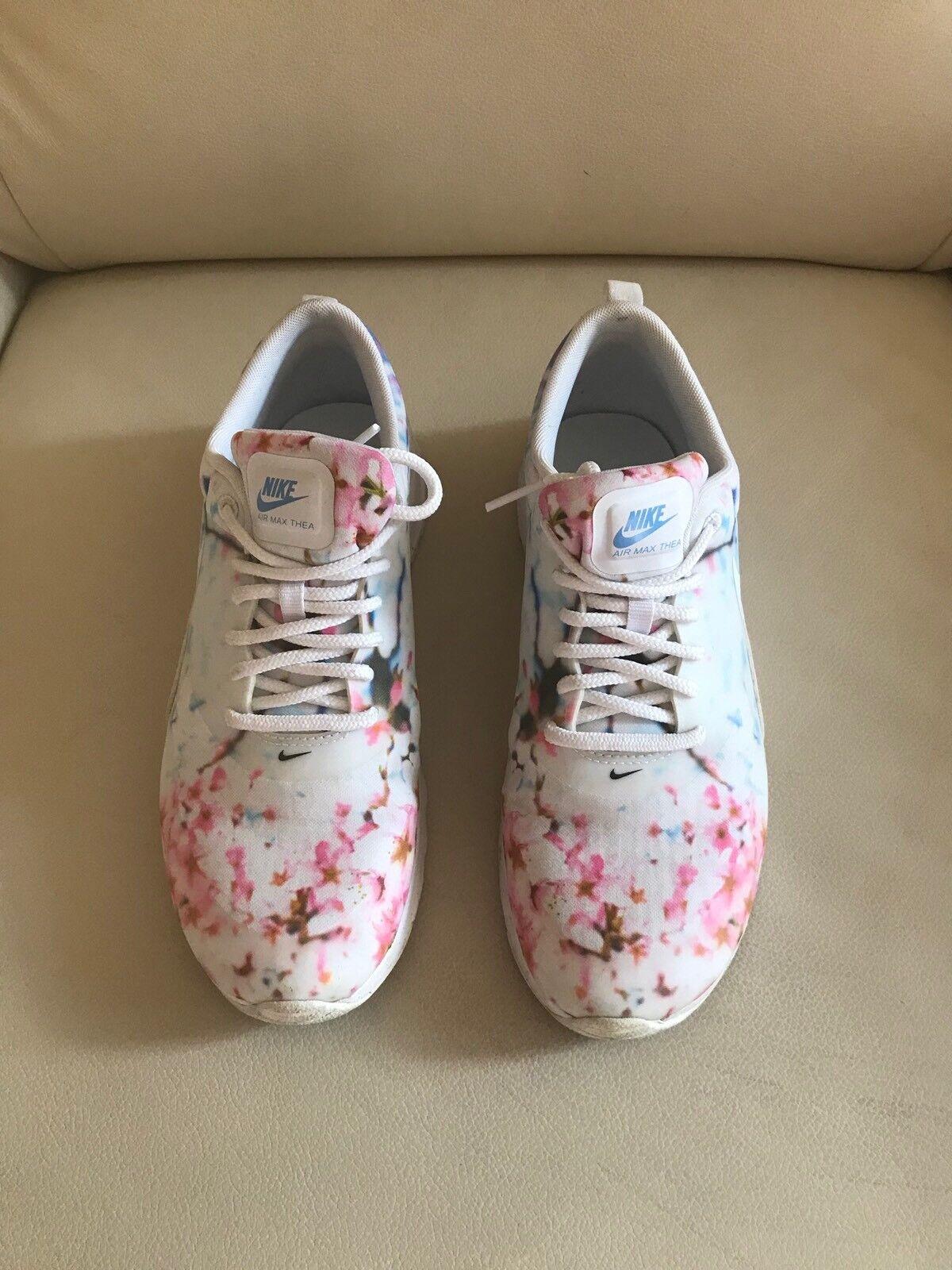WMNS NIKE Air Air NIKE Max Thea Print Cherry Blossom Gr. 38 Sneaker Damen w. NEU Blogger 73703d