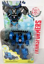 Transformers Robots in Disguise Warrior Class Thunderhoof Weaponizers Version