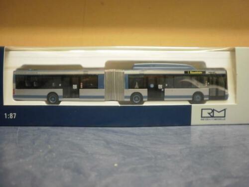 Rietze Gelenkbus MAN NG 313 Stadtwerke Rüsselsheim 65290