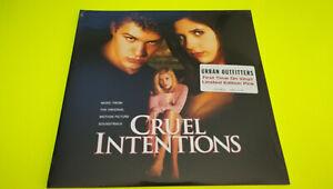 CRUEL INTENTIONS Original Movie Soundtrack 2 LP Set PINK ...