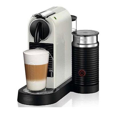 DeLonghi EN 267.WAE Nespresso-Kapselsystem Citiz & Milk Weiß Nespressoautomat