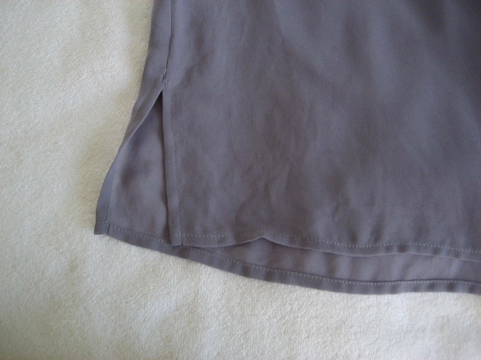Lot 2 1990s Unworn Short Sleeve Shell Tops Royal … - image 6