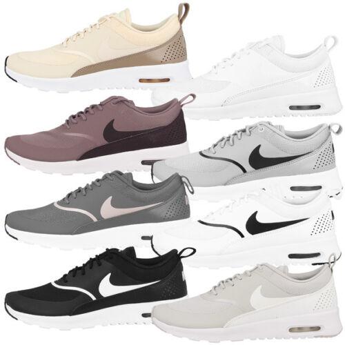 Knit Air Textile Schuhe Nike Freizeit Ultra Damen 599409 Max Thea Sneaker Women 8nHnCOq
