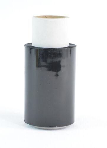 60 Rouleaux strechfolie Emballage Film Film Mini Noir 20 My 140 mm
