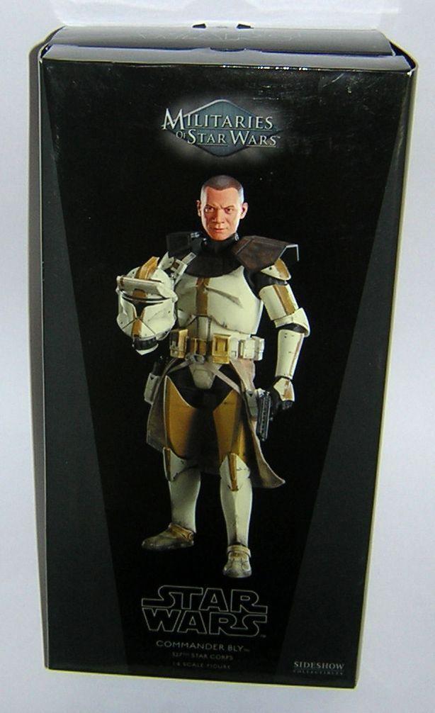 ofrecemos varias marcas famosas Estrella Wars Sideshow Coleccionables 1 6 6 6 12 pulgadas escala Commander Bly  ahorra hasta un 50%