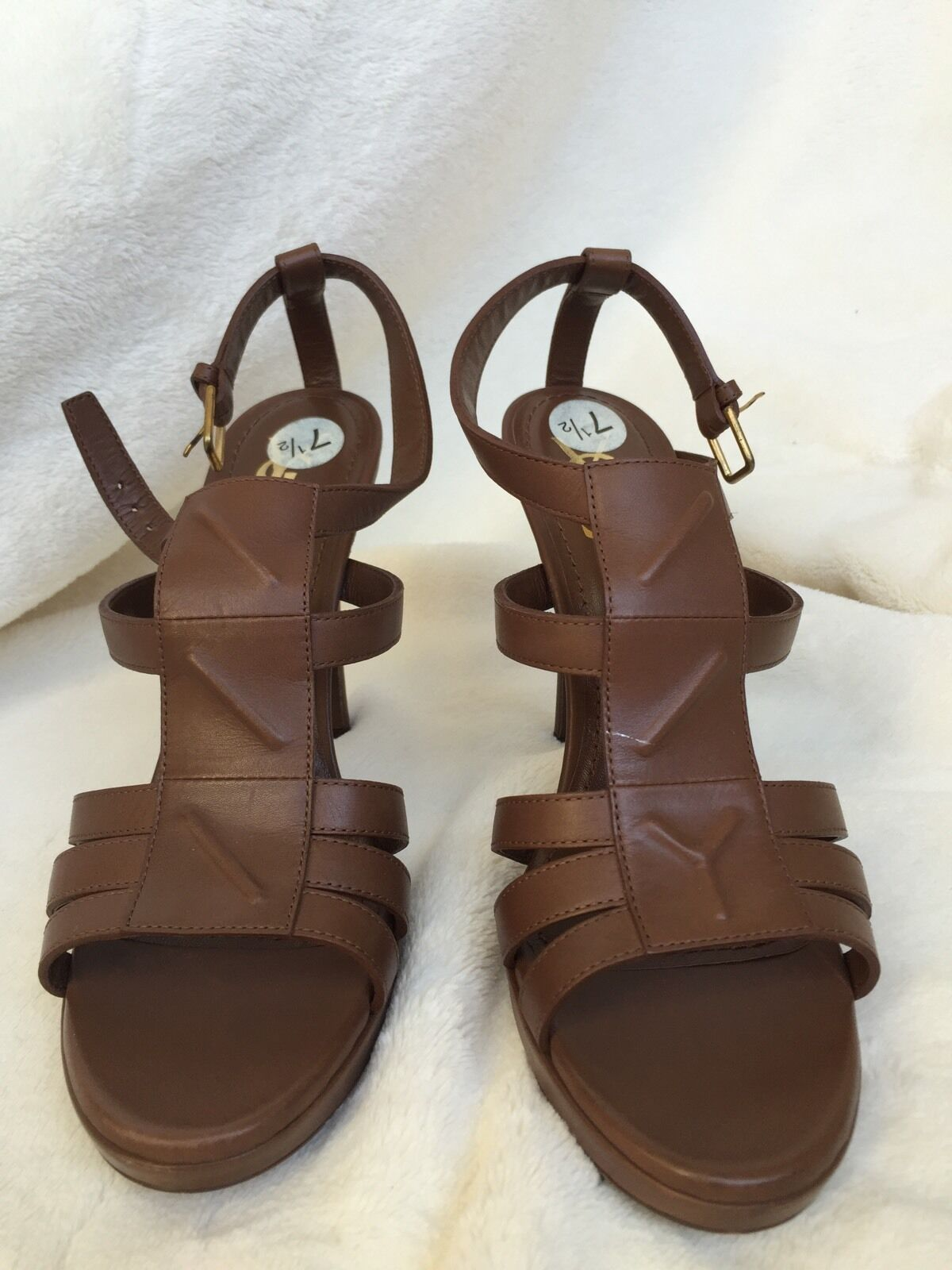 New YSL Sandals Size 37.5