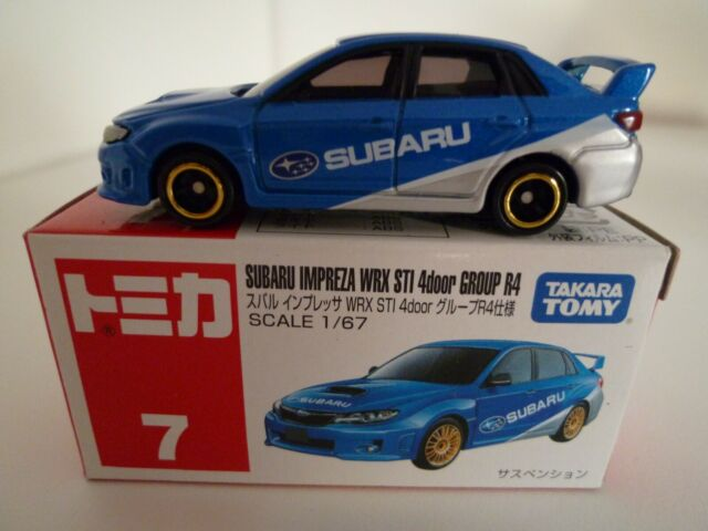 Group N Subaru Impreza WRX STi RHD 2010 Kyosho 1//43