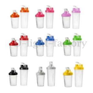 400-600ml-BPAfree-Shake-Protein-Blender-Shaker-Mixer-Cup-Drink-Whisk-Bottle