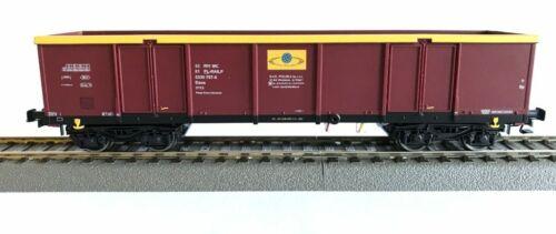 Offener Güterwagen UIC HO 1//87 HRS6443 Eaos 33 51 533 0 797-0 Rail Polska