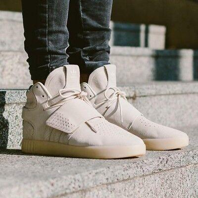 Adidas Originals Tubular Invader Strap Homme ©s Cuir