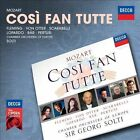 Mozart: Cos fan tutte [1996 Live Recording] (CD, Oct-2011, 3 Discs, Decca)