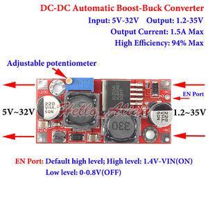 Spannungswandler  Buck Converter Step-down DCDC 3,2-35V 2,5A