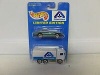Hot Wheels Limited Edition 2 Car Pack Albertsons W/ Corvette Convertible