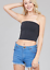 Fashion-Solid-Cropped-Tube-Top-Layering-Stretchable-Spandex-S-3XL 縮圖 21
