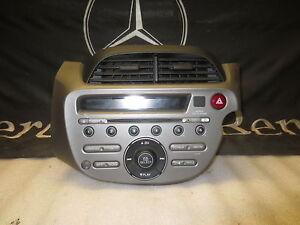 Honda Jazz Cd Stereo Tuner Radio Ebay