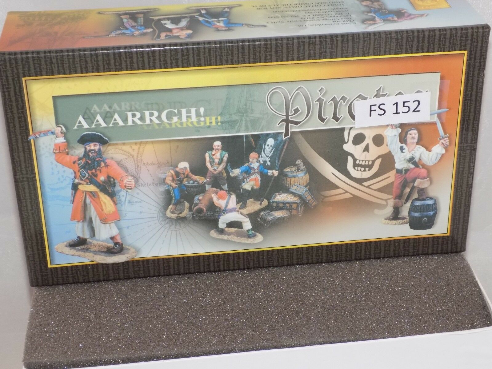 Conte Pirates  Pir021 PIRATE WOMEN SET new in box (FS 152)