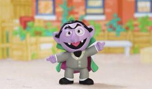 POP-MART-Sesame-Street-Mini-Figure-Designer-Art-Toy-Figurine-Count-Von-Count