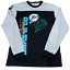 thumbnail 1 - Miami Dolphins, Big Logo Graphics, Crew Neck Long Sleeve T Shirt, Size Medium