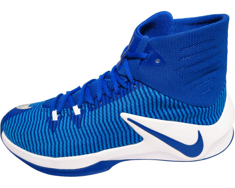 Men's Nike Zoom Clear Out GAME ROYAL/GAME ROYAL/GAME ROYAL/GAME ROYAL-PHOTO BLUE 844372-444 Size 13.5 c6d134