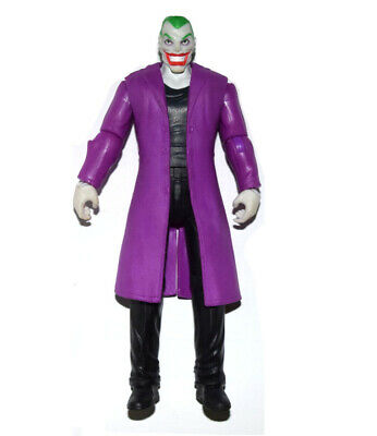 DC JLU Justice League Unlimited The Joker Purple Black Loose Action Figure Set