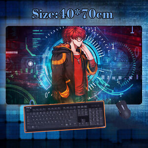 Game Mystic Messenger 707 COSPLAY Oversize Pad Play Mouse Mat Mousepad Big #198