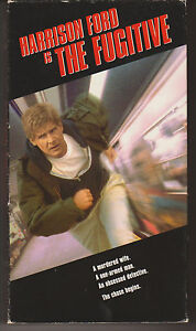 VHS-Movie-Harrison-Ford-is-the-Fugitive-Tommy-Lee-Jones