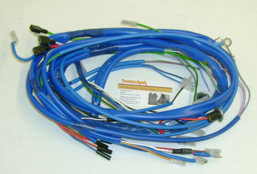 *Ford Tractor 5000 Wiring Loom for Dynamo Only*