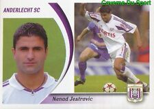 018 NENAD JESTROVIC SERBIA ANDERLECHT.SC STICKER FOOTBALL 2005 PANINI