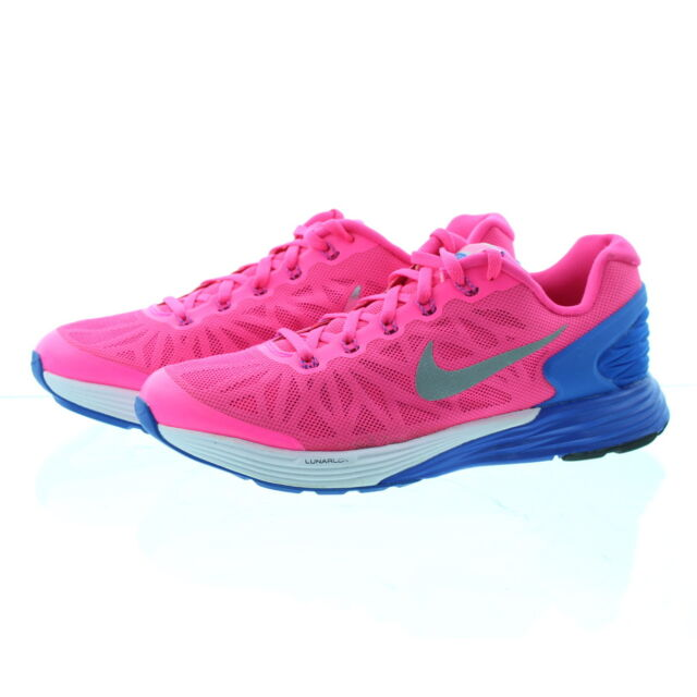 finest selection 67b5b c0106 Nike 654156 Kids Youth Boys Girls Lunarglide 6 Low Top Running Shoes  Sneakers