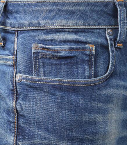 G-Star 3301 super slim Stretch Jeans Hose tamaños diferentes de nuevo.