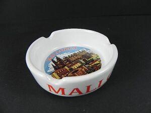 Mallorca Aschenbecher Spanien Spain Ashtray,Souven<wbr/>ir,9 cm,neu,Keramik