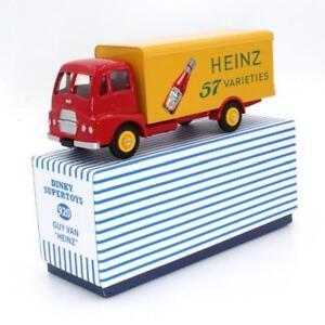 Camion-GUY-Warrior-Van-HEINZ-ref-920-dinky-toys-atlas