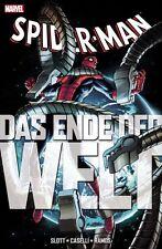 Spider-Man: el final del mundo alemán paperback dan slott + humberto ramos top + +