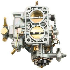 CARBURETOR-Vergaser-fuer-WEBER-38X38-2-BARREL-fuer-FIAT-RENAULT-FORD-VW-4ZLY-MAT