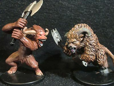 Dungeons & Dragons Miniatures -  Minotaur Labyrinth Encounters !!  s65