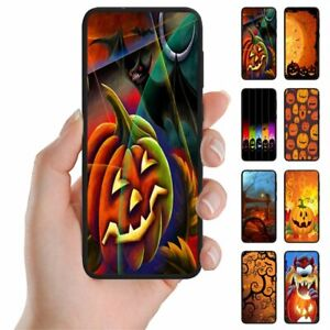 For-OPPO-Series-Halloween-Print-Theme-Mobile-Phone-Back-Case-Cover-1