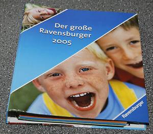 Katalog-Ordner-Der-grosse-Ravensburger-2005-Spielzeugkatalog-Spielzeug-Broschuere