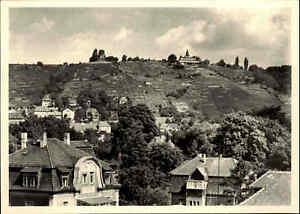 RADEBEUL Sachsen DDR Postkarte 1975 Teilansicht s/w Foto-Handabzug Nowak Dresden