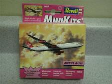 REVELL MINI-KIT- 06518- AIRBUS A-340- SNAP TOGETHER KIT- NEW- W59
