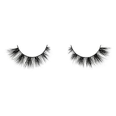 Real Mink Eyelashes Strip Lashes - CARLI LASH