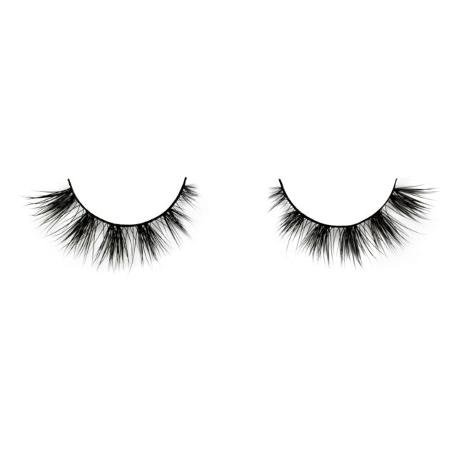 Real Mink Eyelashes Strip Lashes - CARLI LASH (For Velour)