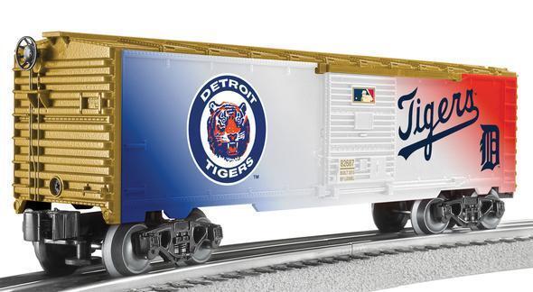 6 -82687 Lionel från Detroit Tigers Coopertown låda Bil MIB
