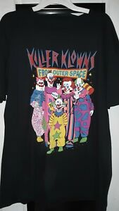 Killer Klowns From Outer Space Movie The Crazy House Adult T Shirt